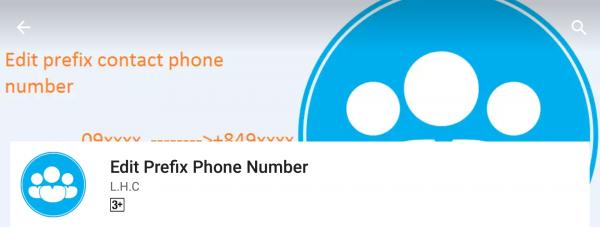 Edit-Prefix-Phone-Number