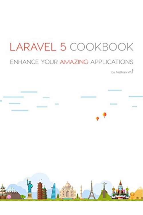 Sách Ebook Laravel 5 Cookbook Enhance Your Amazing Applications