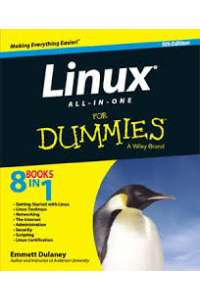 Ebook Linux All-In-One For Dummies - 5Th Edition