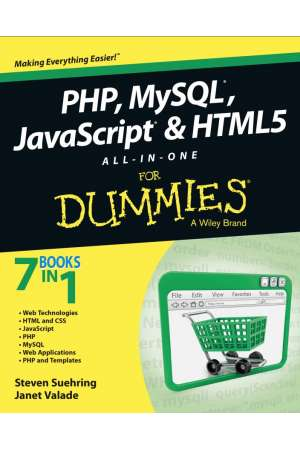 Ebook Php, Mysql, Javascript & Html5 All-In-One For Dummies