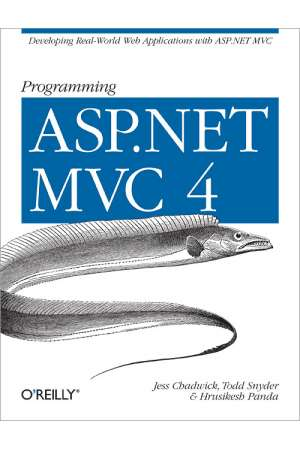 Ebook Programming ASP.NET MVC 4