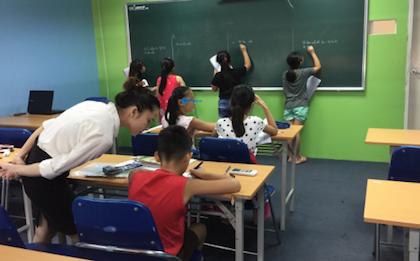 Ngôn ngữ dạy học của giáo viên tiểu học dưới góc nhìn hội thoại 5