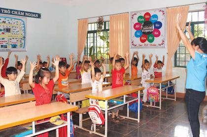Ngôn ngữ dạy học của giáo viên tiểu học dưới góc nhìn hội thoại 1