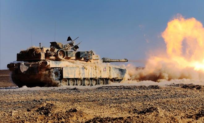 """Nga và TQ sẽ vô cùng """"căm ghét"""" siêu xe tăng Mỹ có thể thổi tung Armata chỉ bằng đại liên 1"""