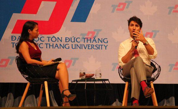 Thủ tướng Canada Justin Trudeau: 'Tôi từng mơ làm giáo viên' 9