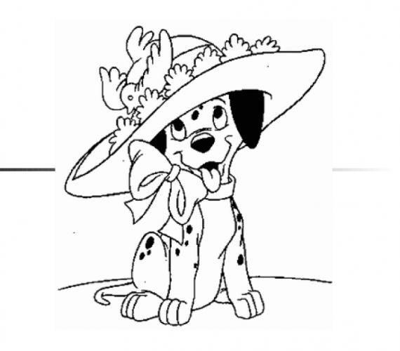 Download 20 bức tranh cho bé tập tô màu con vật giúp tăng khả năng tư duy 46