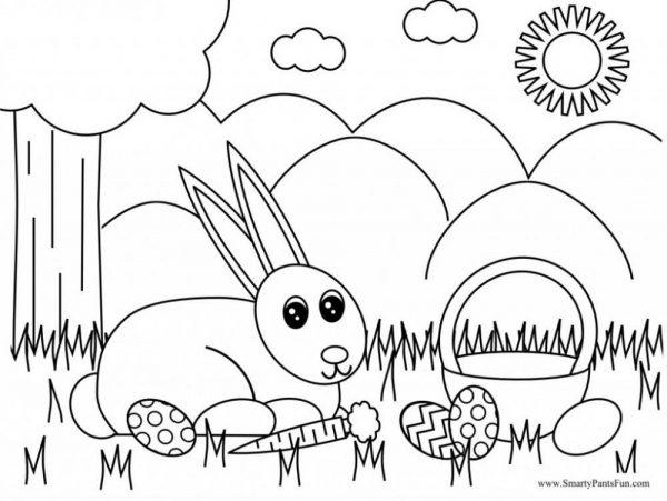 Download 20 bức tranh cho bé tập tô màu con vật giúp tăng khả năng tư duy 50