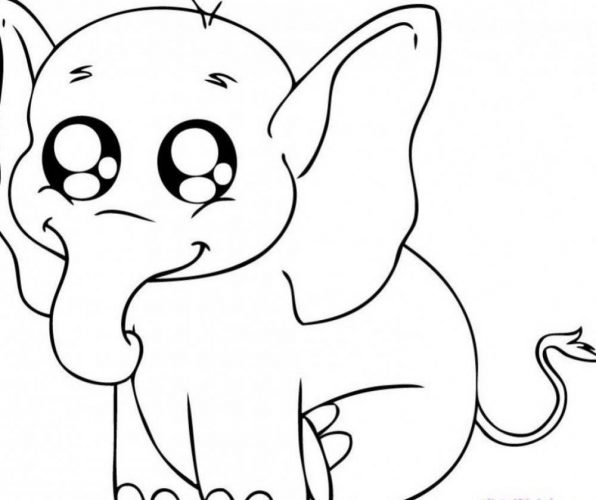 Download 20 bức tranh cho bé tập tô màu con vật giúp tăng khả năng tư duy 54