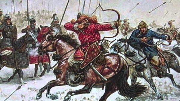 Người Nga từng thất bại cay đắng trước đạo quân Thành Cát Tư Hãn thế nào 3