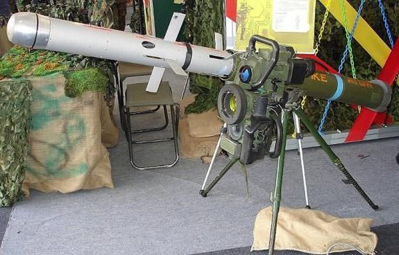 Điểm danh 4 tổ hợp tên lửa chống tăng di động đáng gờm nhất trên thế giới 3
