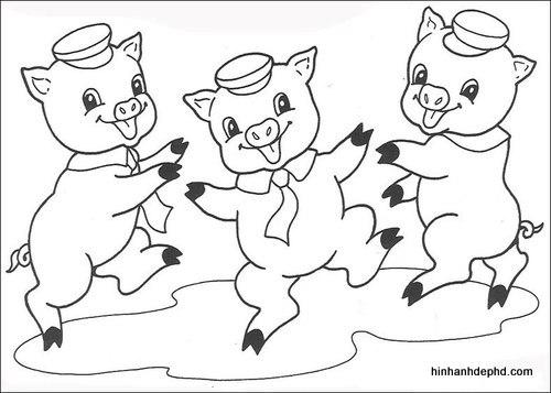 Download bộ sưu tập tranh tô màu cho bé 4 5 tuổi 42