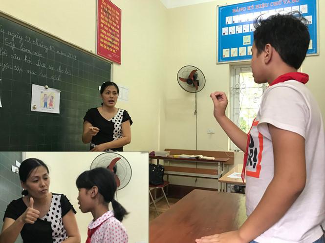 Cô giáo Phú Thọ suốt 18 năm dạy trẻ khuyết tật kể lại kỷ niệm bị trò ném chổi xua đuổi 3
