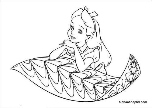 Download 40 tranh tô màu cho bé 3 tuổi mới tập tô 38