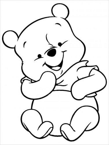 Download tranh tô màu cho bé 2 – 3 tuổi rèn luyện khả năng tập trung và ý thức 27