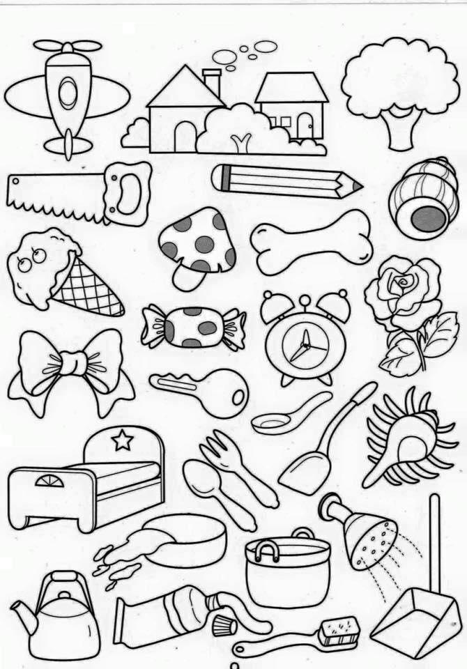 Download bộ sưu tập tranh tô màu cho bé 4 5 tuổi 39
