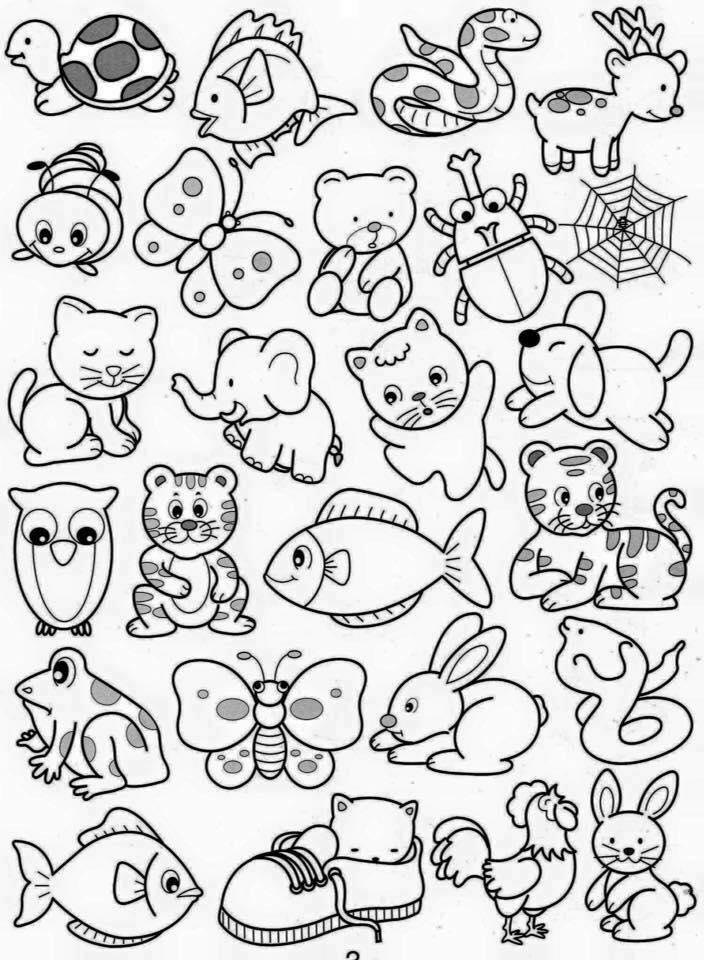 Download bộ sưu tập tranh tô màu cho bé 4 5 tuổi 41