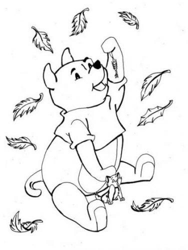 Download tranh tô màu con vật cho bé 2-5 tuổi 61