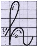 Hướng dẫn bé học chữ h, k, v, y 11