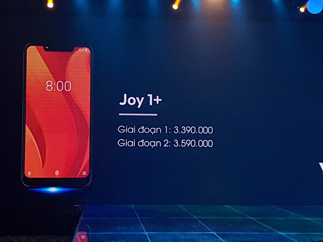 Vsmart ra mắt 4 smartphone Vsmart Active 1+, Vsmart Active 1, Vsmart Joy 1+ và Vsmart Joy 1 giá từ 2,5 đến 6,3 triệu đồng 10