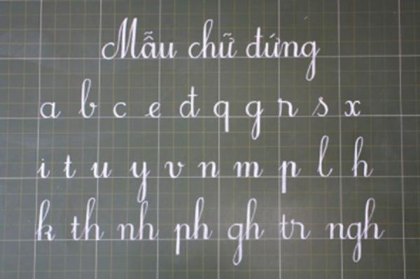 Cách luyện chữ đẹp cho trẻ tại nhà với 6 lưu ý đơn giản bạn cần biết 12