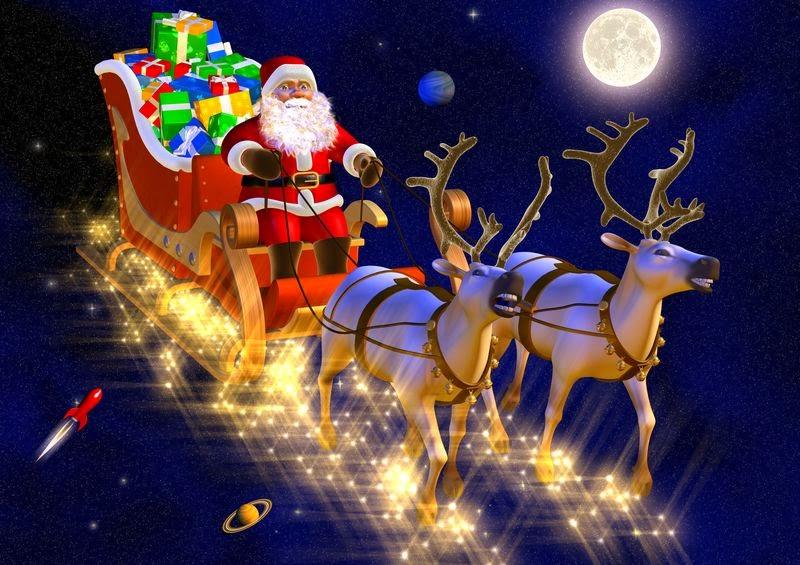 Giải mã sự thật về Giáng Sinh, ông già Noel và tuần lộc 12