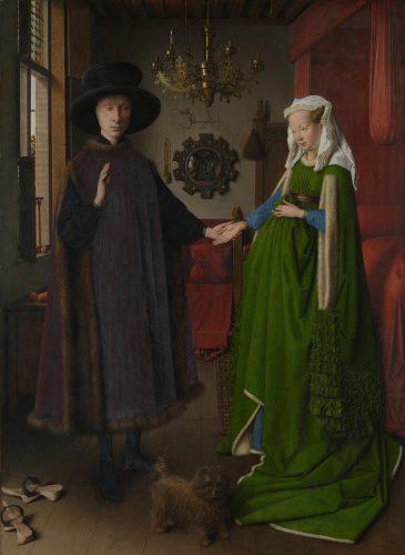 Tranh sơn dầu là gì? Lịch sử hình thành như thế nào? 1