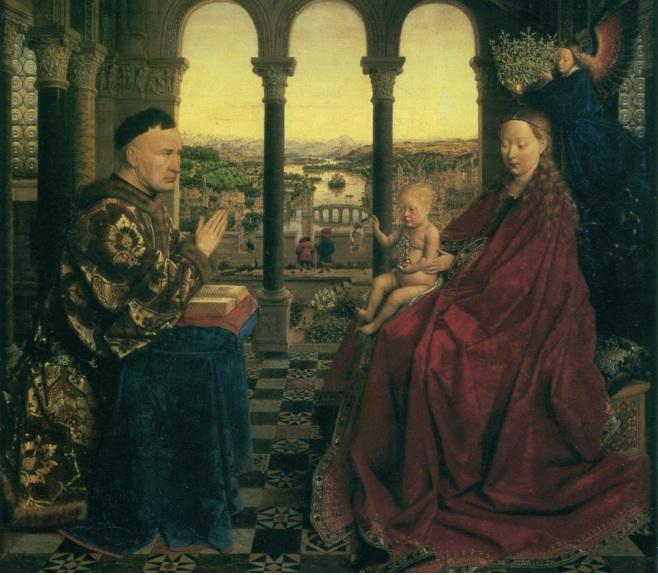 Tranh sơn dầu là gì? Lịch sử hình thành như thế nào? 2