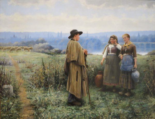 Tranh sơn dầu là gì? Lịch sử hình thành như thế nào? 3