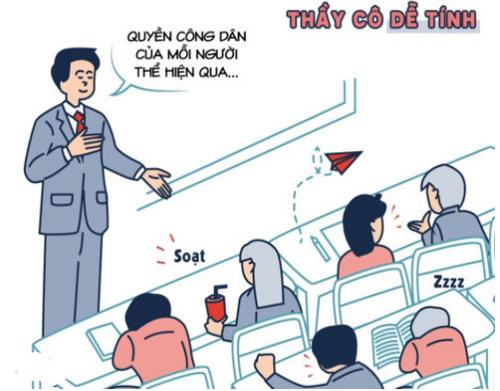 """10 """"Style"""" thầy cô giáo khiến học trò khó quên nhất 19"""