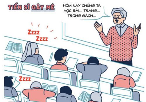 """10 """"Style"""" thầy cô giáo khiến học trò khó quên nhất 24"""