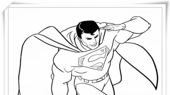 Download tải tranh tô màu siêu nhân superman, người nhện, robot tăng cường cá tính cho bé trai