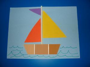 Dạy trẻ khám phá hình tam giác: Chúng ở mọi nơi 8