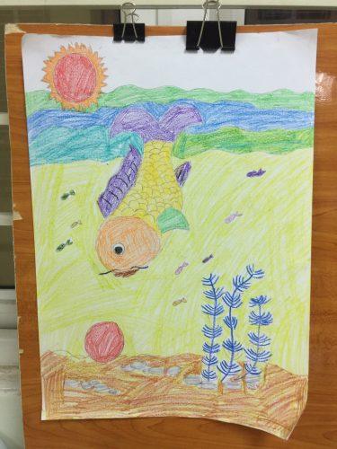 Lớp học vẽ cho bé ở Long Biên uy tín 16