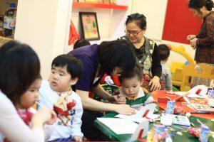 Lớp học vẽ cho bé ở Long Biên uy tín 24