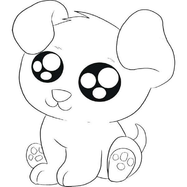 Bố sự tập 1000+ tranh tô màu con chó phát triển sáng tạo 44