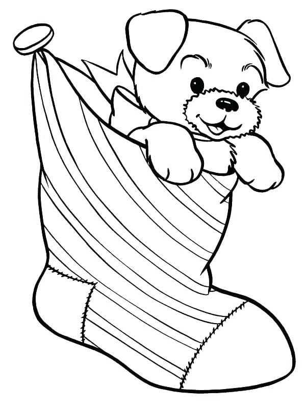 Bố sự tập 1000+ tranh tô màu con chó phát triển sáng tạo 47