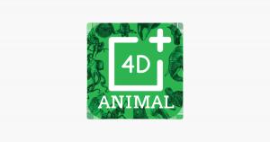Hướng dẫn sử dụng Animal 4D+ tạo con vật trên màn hình điện thoại và máy tính 2