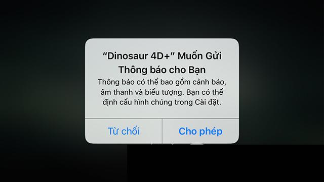 Hướng dẫn cách dùng Dinosaur 4D+ và tải trọn bộ sưu tập khủng long 4D 17