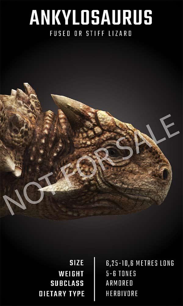 Hướng dẫn cách dùng Dinosaur 4D+ và tải trọn bộ sưu tập khủng long 4D 21