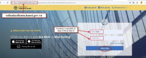 Hướng dẫn chi tiết 6 bước xác nhận nhập học trực tuyến vào lớp 10 Hà Nội 11