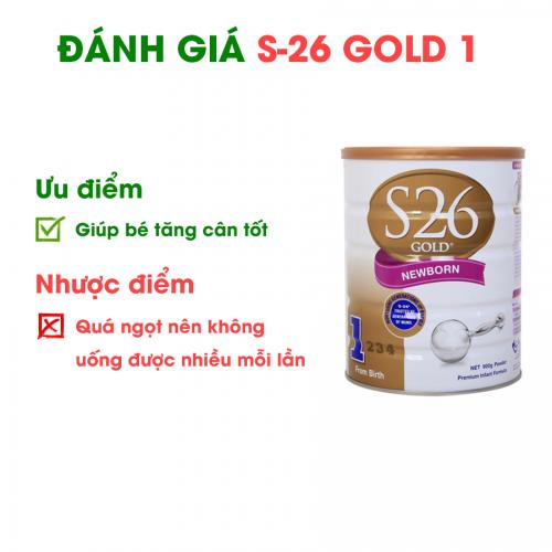 So sánh sữa Blackmores và S26 ưu nhược điểm thế nào ? 5