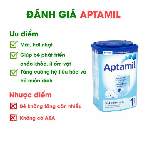 So sánh sữa S26 và Aptamil loại sữa nào phù hợp cho bé nhà bạn ? 6