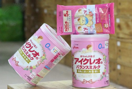 Sữa Blackmores,Meji, Glico Nhật, Aptamil... pha nước bao nhiêu độ ? 8