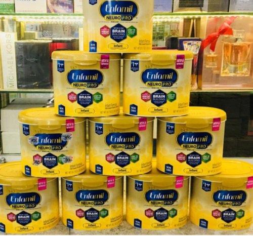 Sữa Blackmores,Meji, Glico Nhật, Aptamil... pha nước bao nhiêu độ ? 9
