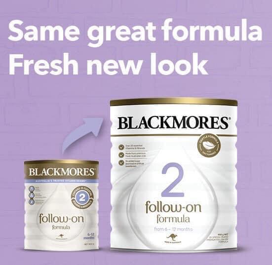 Cách phân biệt sữa Blackmores mẫu mới với mẫu cũ 2