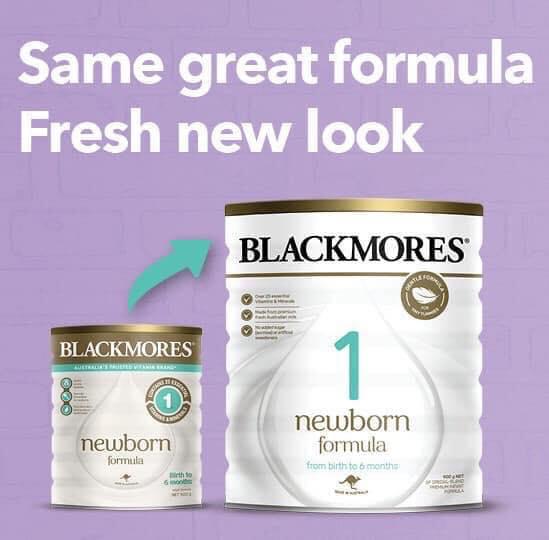 Cách phân biệt sữa Blackmores mẫu mới với mẫu cũ 5
