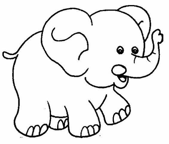 Bộ tranh tô màu con voi siêu ngộ nghĩnh 43