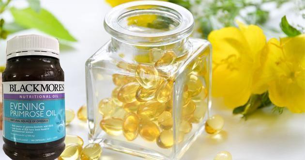 Tinh dầu hoa anh thảo Blackmores Evening Primrose Oil có tốt không ?