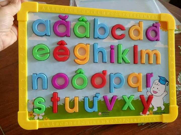 Dạy bé học bảng chữ cái khi lên mấy tuổi là tốt nhất? 5