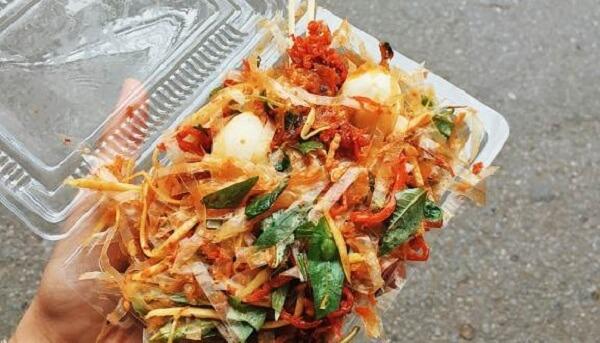 Cách làm bánh tráng trộn để bán chuẩn vị Sài Gòn 18